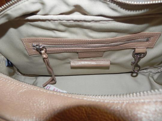 Alexis Hudson Satchel in Champagne