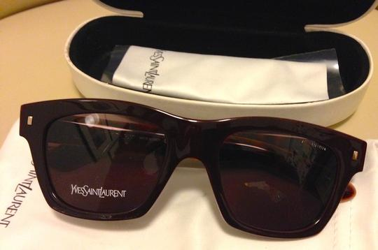 Saint Laurent NEW YSL Tortoise Wayferers