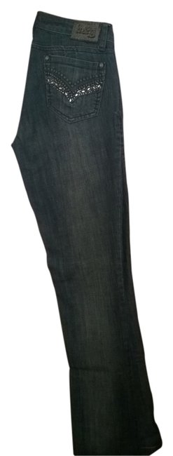 Other Straight Leg Jeans-Distressed