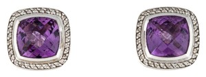 David Yurman DAVID YURMAN DIAMOND EARRINGS