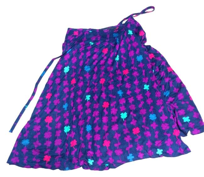 Marc Jacobs Skirt Navy/purple