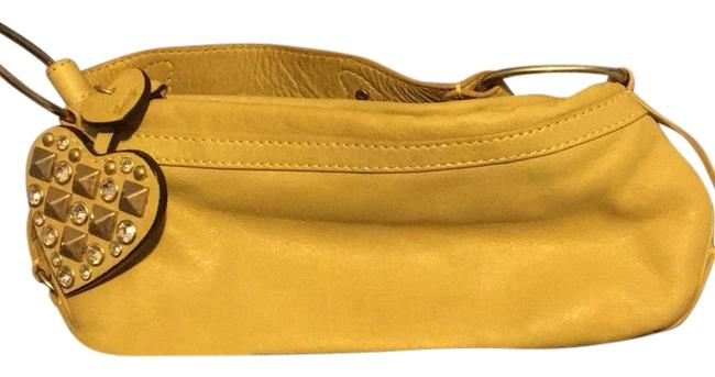 Item - Yellow Leather Baguette