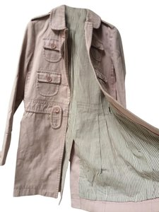 Marc Jacobs Jean Trench Coat