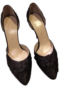 Alexandra Neel Brown Pumps