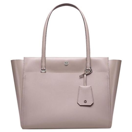 Preload https://item3.tradesy.com/images/tory-burch-parker-dust-stormcardamon-leather-tote-14906902-0-2.jpg?width=440&height=440