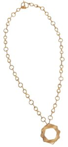 Rachel Zoe Rachel Zoe Gavriel Hexagon Pendant Necklace