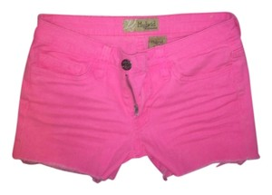 Hybrid Apparel Hot Shorts pink