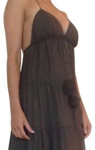 Ingwa Melero short dress CHOCOLATE on Tradesy