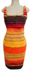 Calvin Klein short dress Multi Color on Tradesy