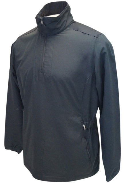 Nike Black Climafit Golf Pullover 1/2 Zip Jacket Size 2 (XS) Nike Black Climafit Golf Pullover 1/2 Zip Jacket Size 2 (XS) Image 1