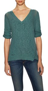 Zadig & Voltaire V-neck Cotton Machine Washable Longsleeve Sweater
