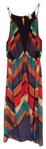 Multi Color Maxi Dress by Bar III 3