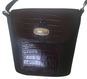 Brighton Satchel in Black
