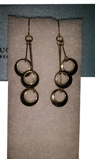 Preload https://item5.tradesy.com/images/claire-s-gold-plated-circle-dangle-earlings-1490969-0-0.jpg?width=440&height=440