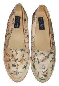 Cole Haan Slip On Lepord Print Floral Athletic