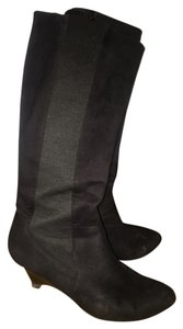 Calvin Klein Wedge Comfortable Black Boots