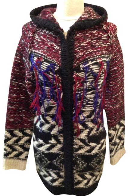 Preload https://img-static.tradesy.com/item/1491018/isabel-marant-multi-color-pour-h-and-m-wool-blend-hooded-cardigan-sweater-size-2-xs-0-0-650-650.jpg