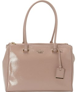 Kate Spade Reena Patent Tote in rose water