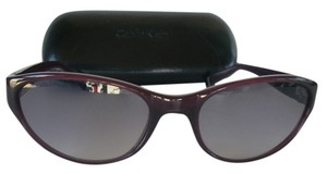 Calvin Klein Calvin Klein 3077/S 308 Purple Sunglasses & Case