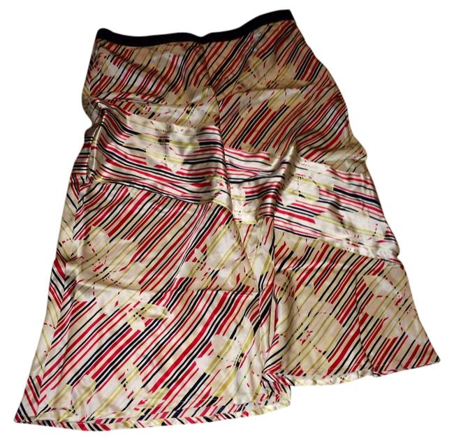 Ted Baker Skirt Striped with flowers