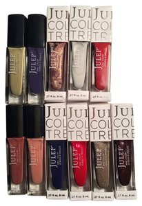 Julep Julep Nail Polish Lot 10+ colors new in boxes/wrapping