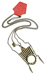 LowLuv By Erin Wasson Bohemian Necklace