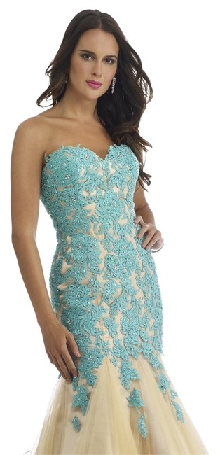 Morrell Maxie White Prom Evening Size6 Dress