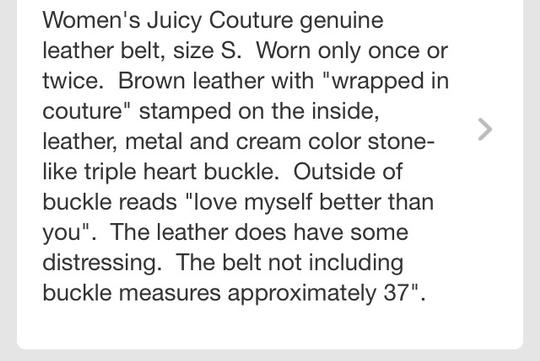 Juicy Couture Juicy couture