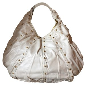 Golden Bleu Hobo Bag