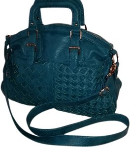 Urban Expressions Satchel in Teal