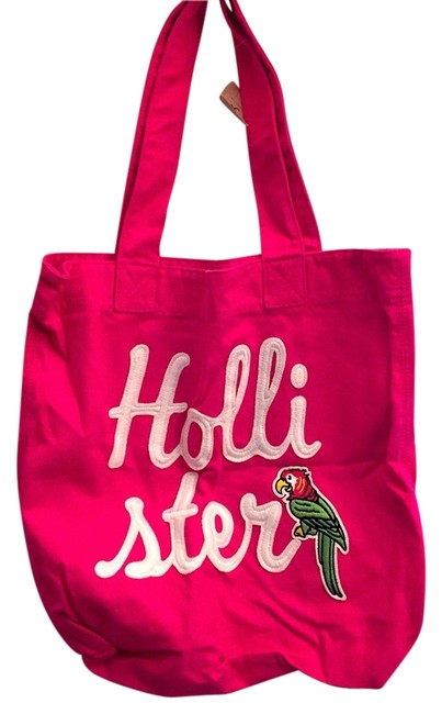 Hollister Pink Tote Hollister Pink Tote Image 1