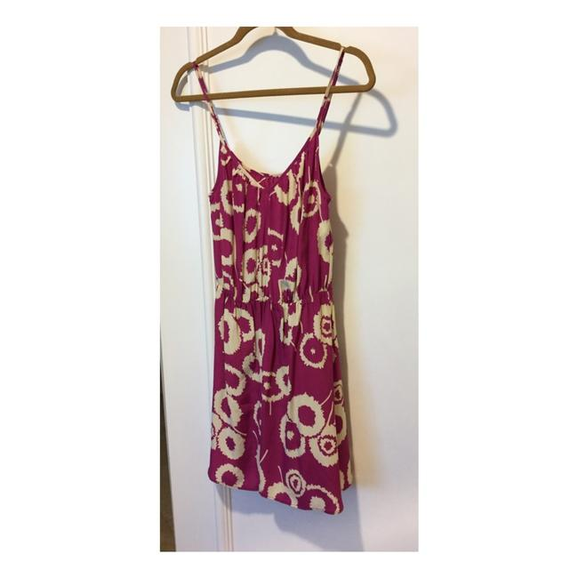 Amanda Uprichard short dress Rasberry and Cream on Tradesy