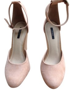 Forever 21 Sexy Spring Blush Wedges