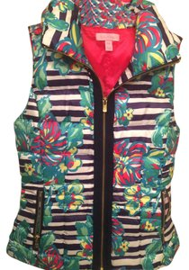 Lilly Pulitzer Patterned Vest