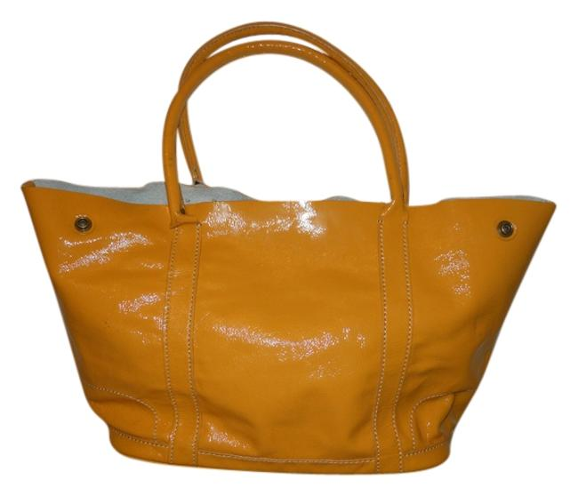 Item - Patent Gold Leather Tote