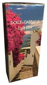 Dolce&Gabbana Light Blue Escape to Panarea Women's 3.3-ounce Eau de Toilette Spray