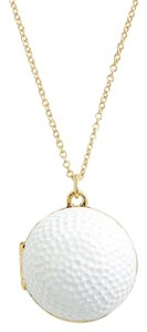 Kate Spade NEW Kate Spade On Par Golf Ball Necklace NWT Golf Locket