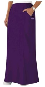 Butter Soft Scrubs by UA Maxi Skirt Eggplant