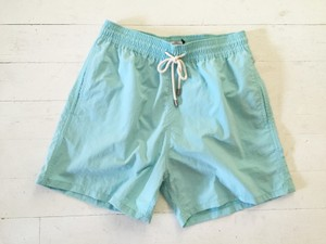 Solid & Striped Solid & Striped Men's Swim Trunks Sea Foam