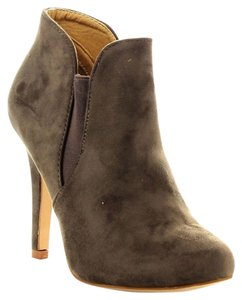 Bella Marie Taupe Boots