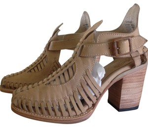 FreeBird By Steven Poisn Taupe Sandals