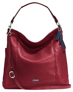 coach Park Leather Hobo Bag