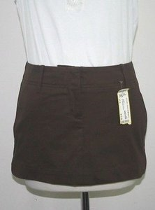 Victoria's Secret Body By Victoria Brown Mini Skirt B76.