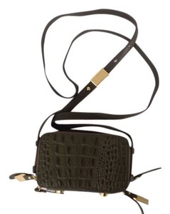 G.I.L.I. Crocodile Cross Body Bag