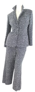 Max Mara Max Mara for Holt Renfrew Woman Designer 4-Piece Tweed Suit Sizes 4 and 6
