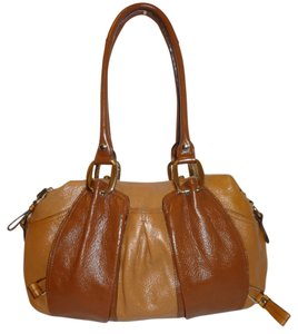 B. Makowsky Refurbished Leather Hobo Bag
