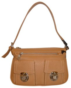Marc Jacobs Mj Clean New Leather Shoulder Bag