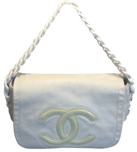 Chanel Summer Flap Shoulder Bag