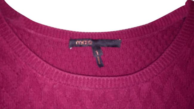 Preload https://item4.tradesy.com/images/maje-wine-red-sweaterpullover-size-2-xs-149183-0-0.jpg?width=400&height=650
