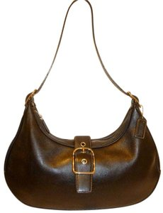 Coach Nwot Leather Hobo Bag